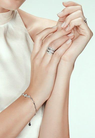 Срібні обручки - купити обручки зі срібла недорого в Україні в ... ce54479c28801