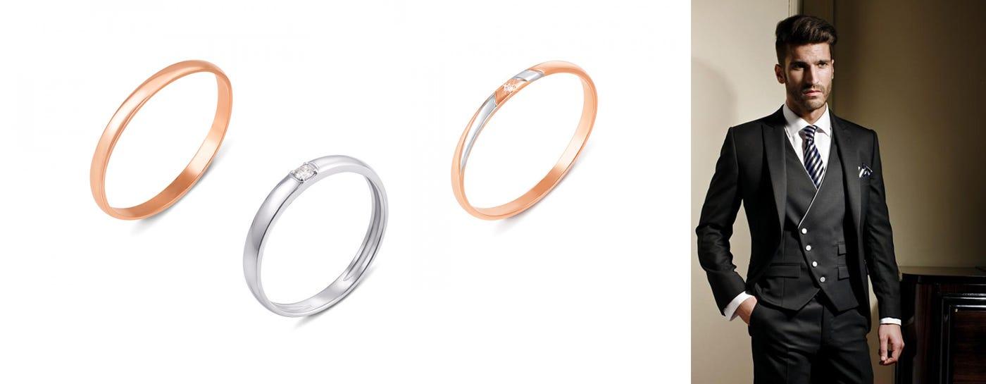 Серебряные кольца в интернет-магазине