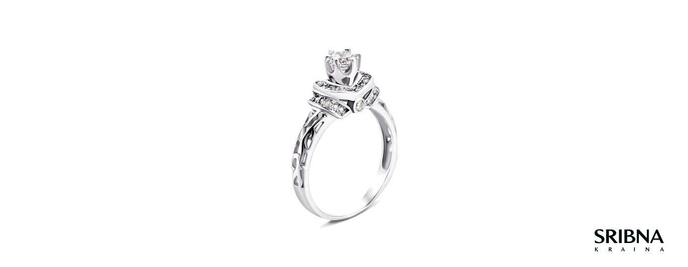 Кольца на помолвку недорого