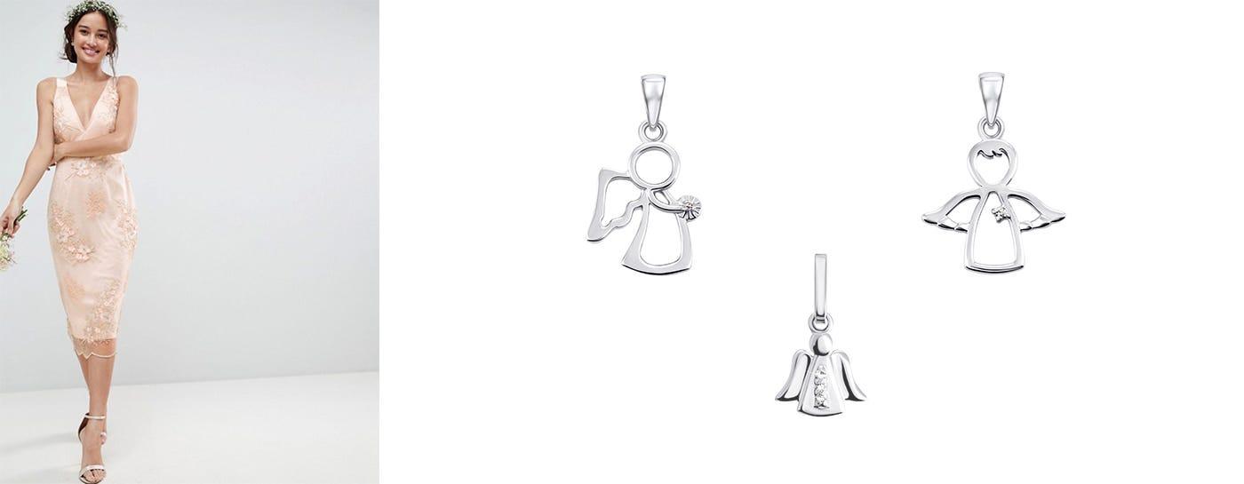 Памятный кулон из серебра – лучший презент на юбилей в интернет-магазине